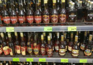 цены на алкоголь в беларуси