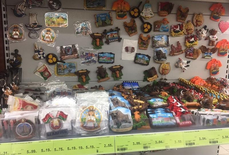 цены на Сувениры Беларуси