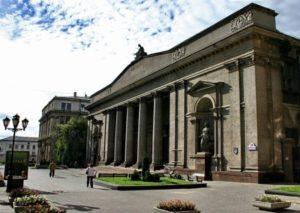 Национальный художественный музей в Минске