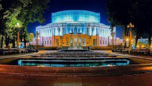 Большой театр оперы и балета что посмотреть минск