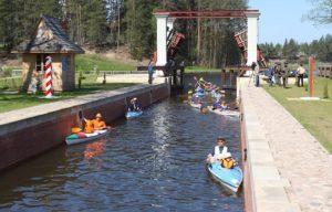 Туристско-рекреационный парк «Августовский канал»