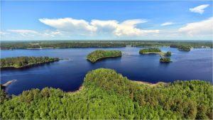 Достопремечательность Беларуси озеро Нарочь