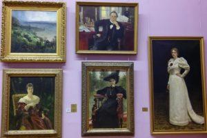 Живопись XIX века в Белорусском Национальном художественном музее