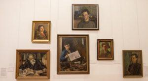 Белорусское искусство XX векав Белорусском Национальном художественном музее