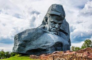Монумент Брестская крепость