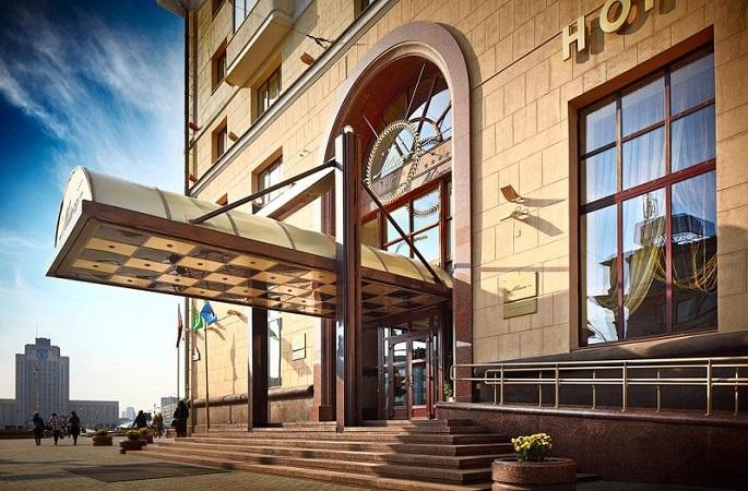 Отели в центре Минска не дорого