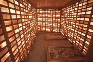 """соляная комната в SPA зоне аквапарка """"Лебяжий"""""""