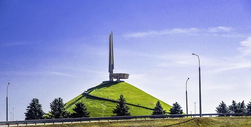 Курган Славы - Беларусь