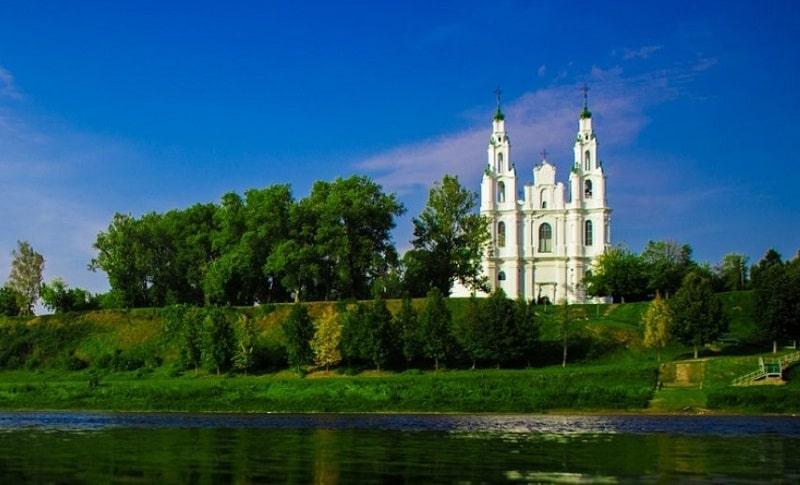 Софийский собор в Полоцке что можно посмотреть