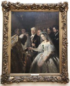 Минский художественный музей В. Пукирев. Неравный брак