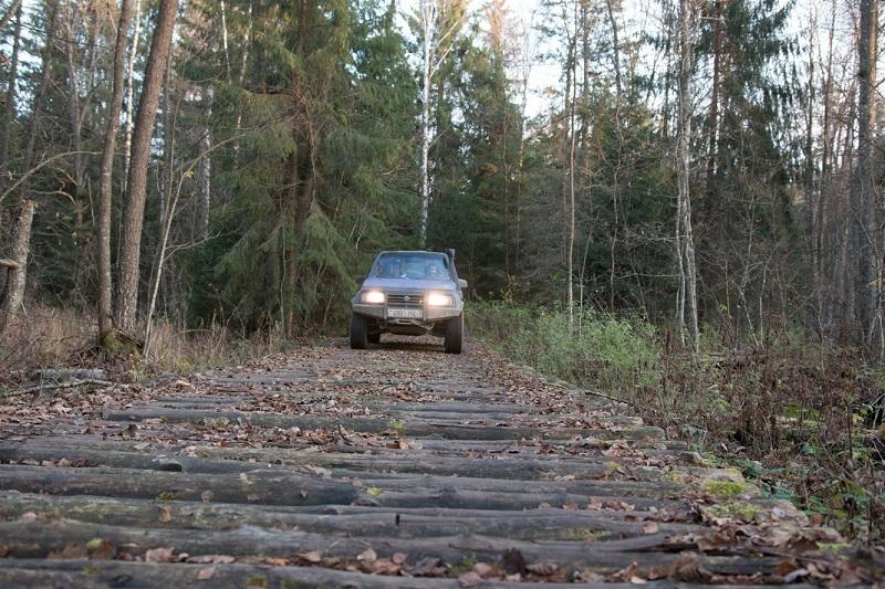 внедорожные экспедиции по Беларуси